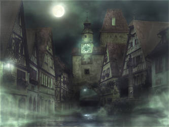 Old town by inSOLense