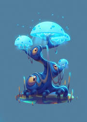 Swamp tree by inSOLense