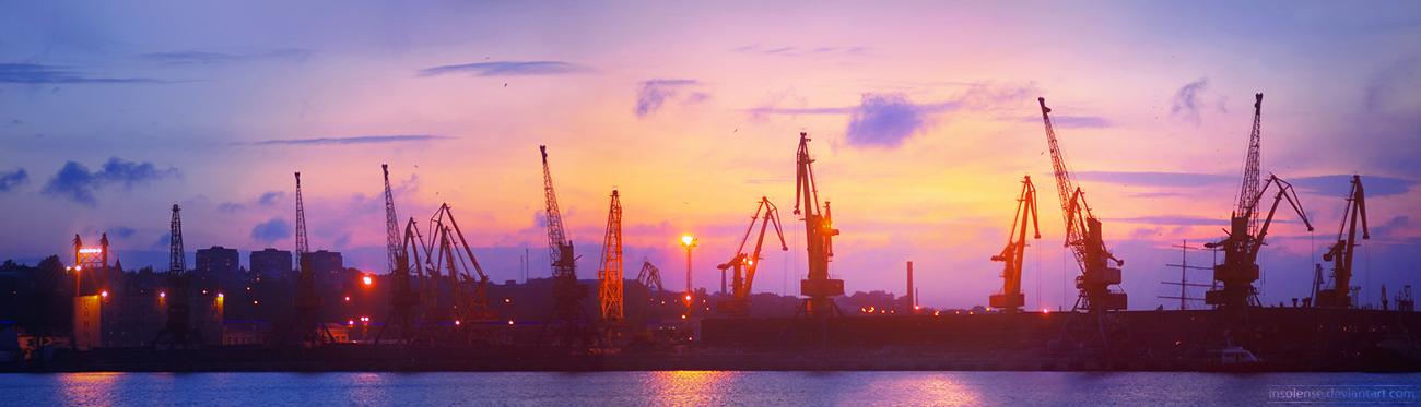 Sea port odessa by insolense on deviantart for Porte 7th sea