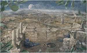 Telkhin in Atlantis by inSOLense