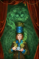 Mad Hatter by inSOLense