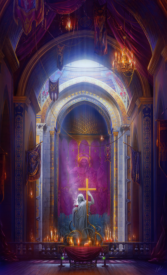 Cathedral by inSOLense