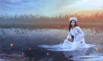 Swamp mermaid by inSOLense