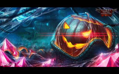 Sci-Fi Halloween by inSOLense