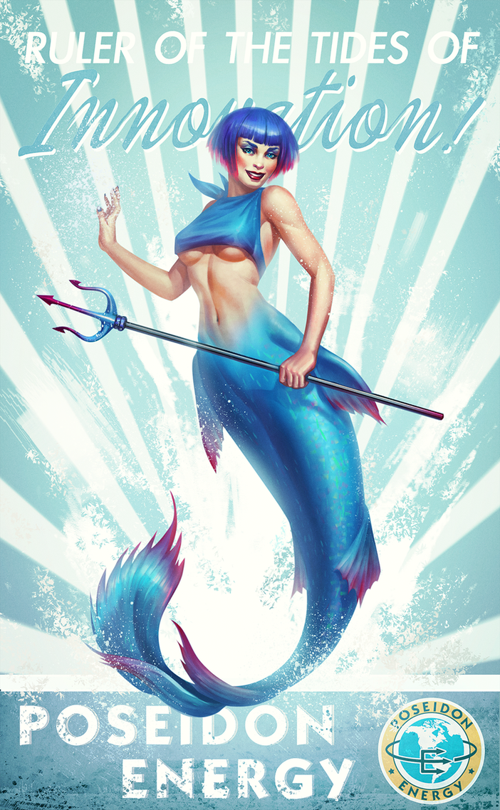 Poseidon energy by inSOLense