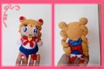 Sailor Moon - Amigurumi Style
