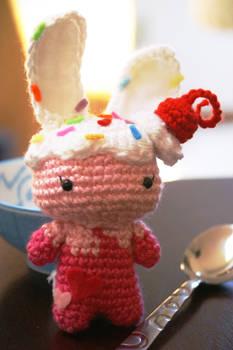 Yummy Ice Cream Bunny