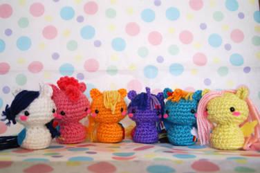 MLP: All Ponies