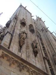 Details - Duomo Milan