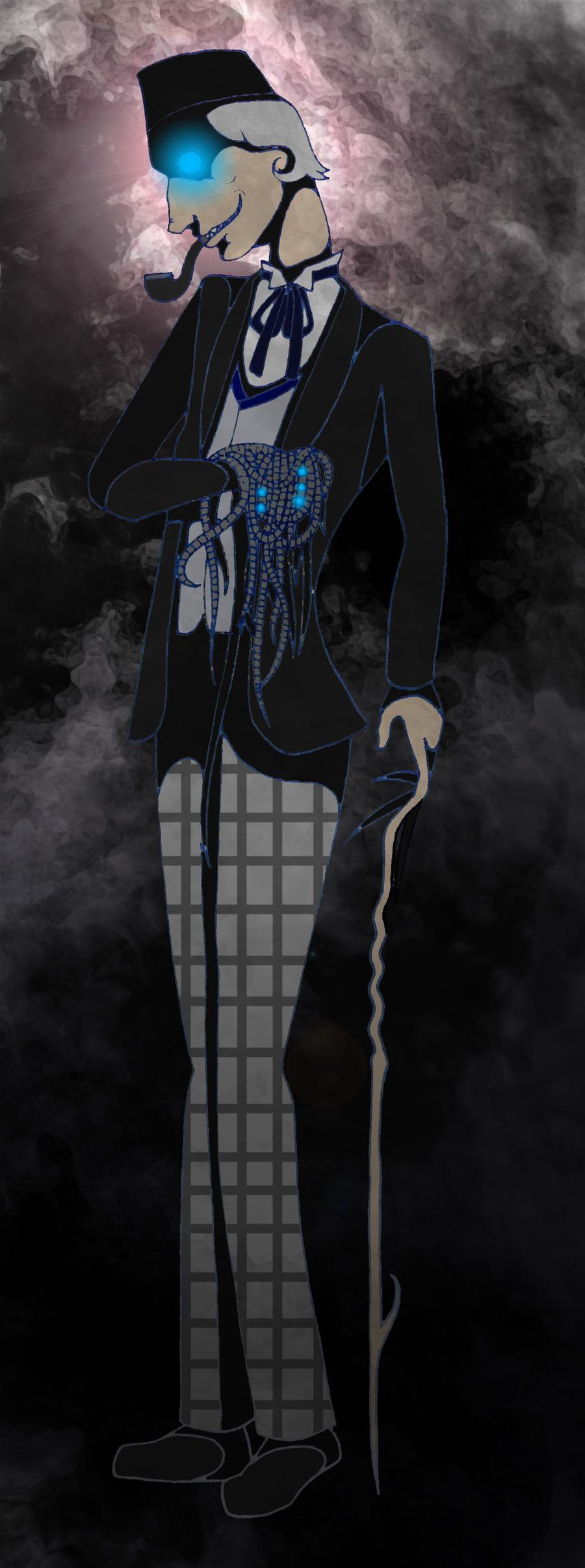 Dark Doctor 1 by brody-lover