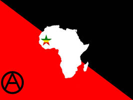 Anarcho-Communist Africa by Amadou
