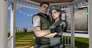 Chris et Jill STARS