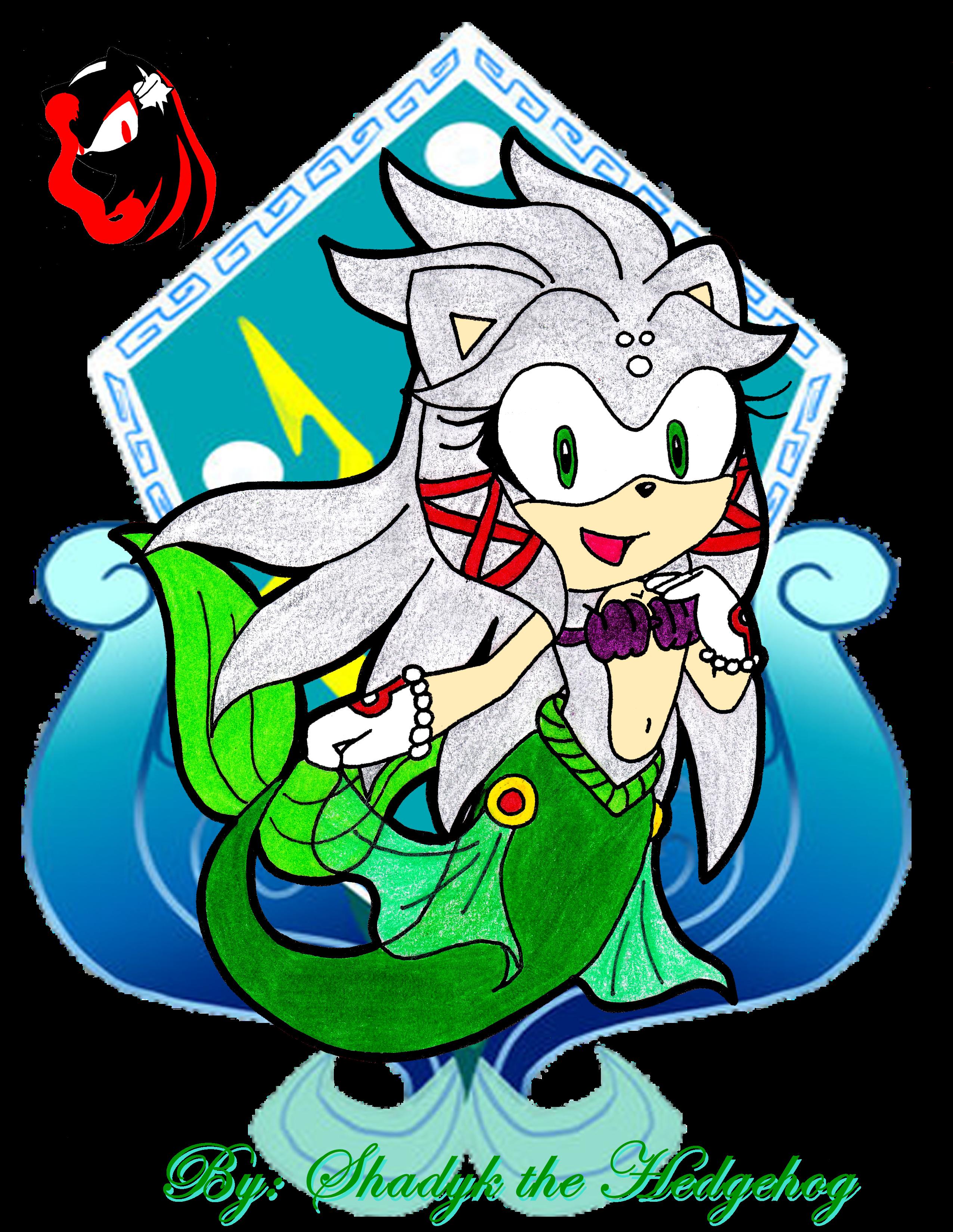 Princess Sapphire the Merhog Kingdom of Atlantis by PrincessShadyk