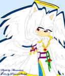 Arcangel albino xXCollabXx