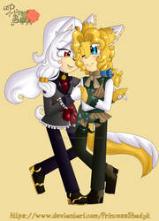 Zardyi and Gabe