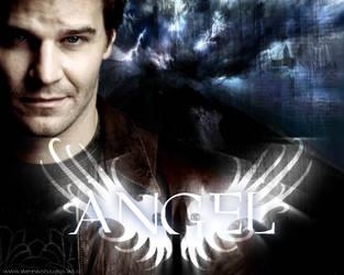 Angel Apocalyps Wall by Maxx86