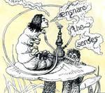 Snape in Wonderland