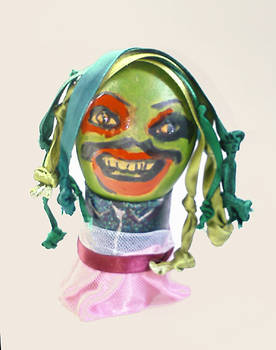 Boosh Easter Egg - Old Gregg