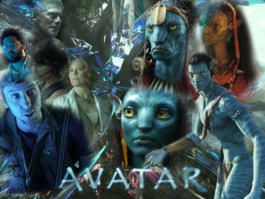 people wallpaper. Avatar People Wallpaper by