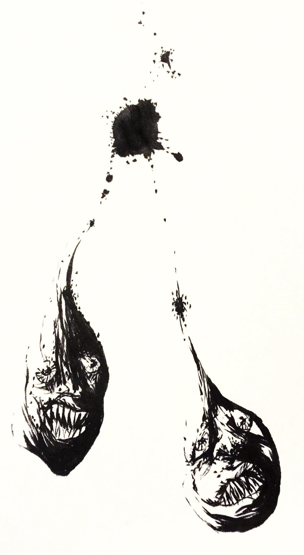 Ink goblins
