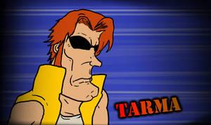 Metal Slug - Tarma