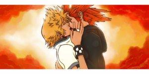 Axel and Roxas: Slow burn by Kingdom-Hearts-Yaoi