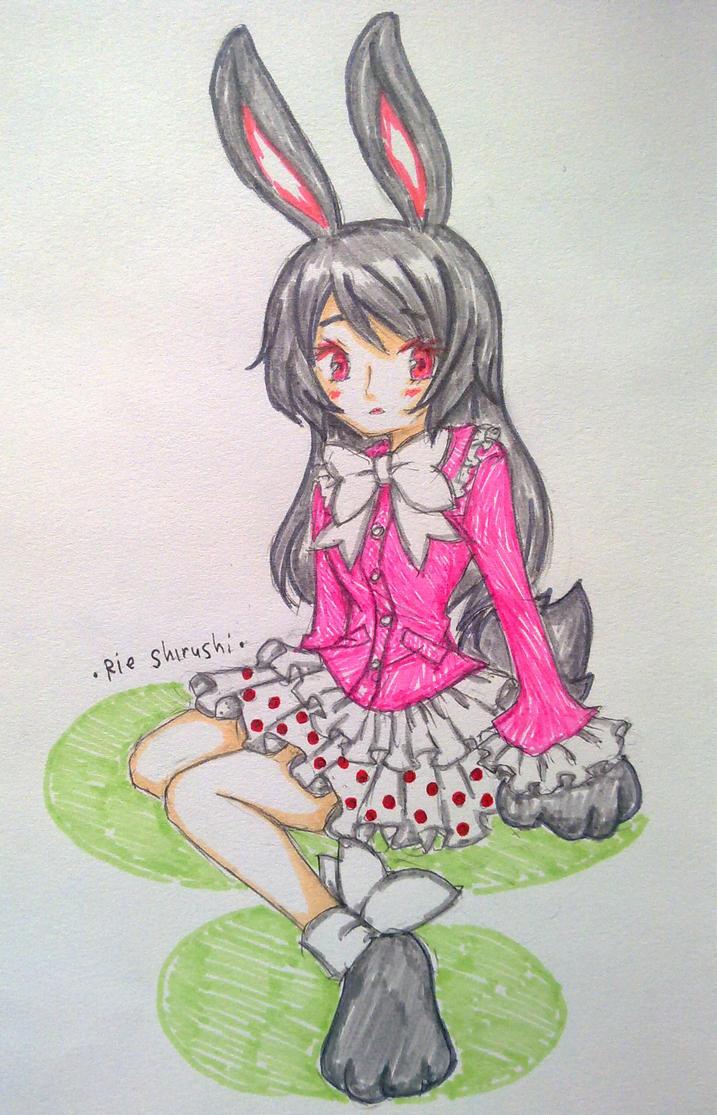 bunny girl Eine by rieshirushi