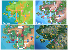 Map Style Evolution by BoOmxBiG