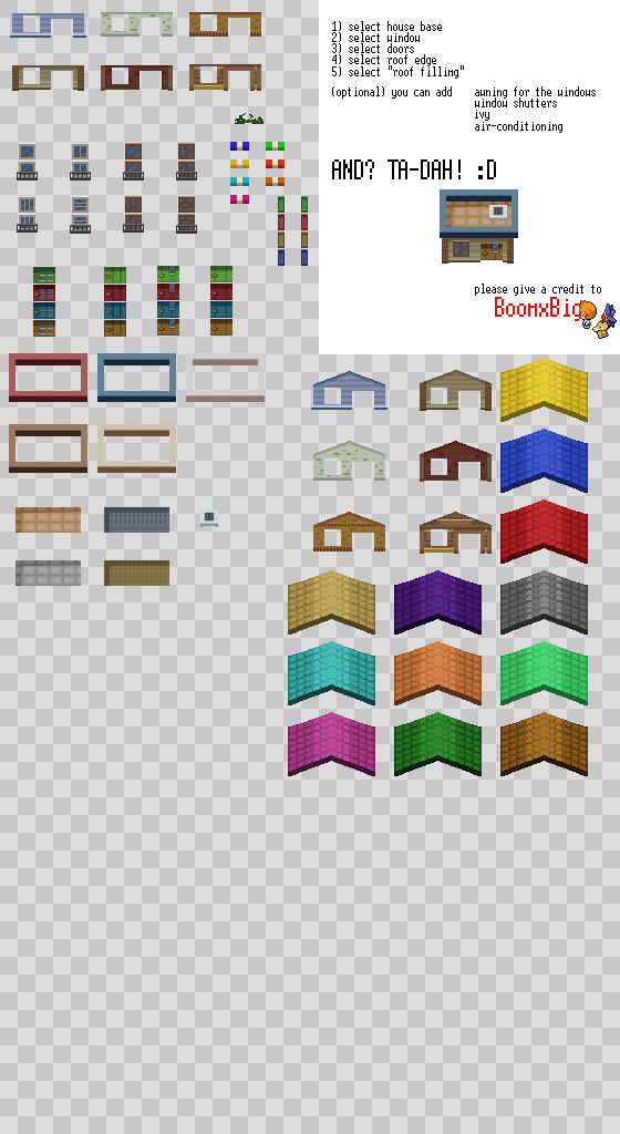 Make Your Own House Kit