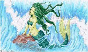 Green Mermaid