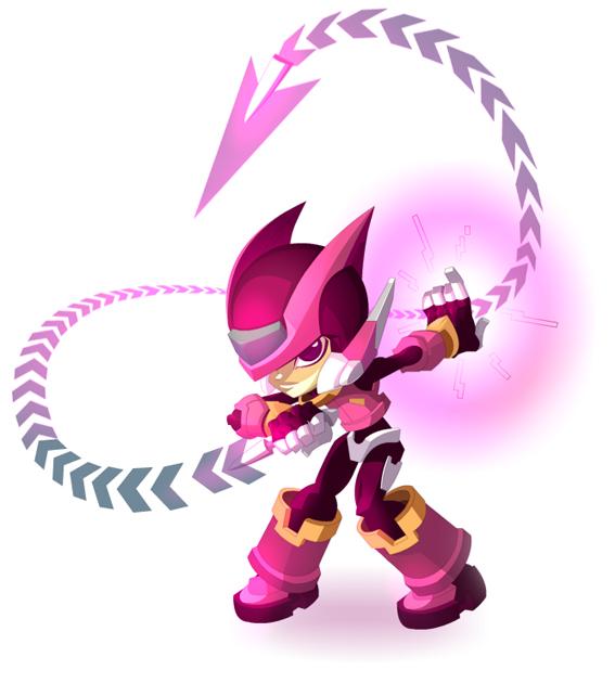 Megaman by ntamak