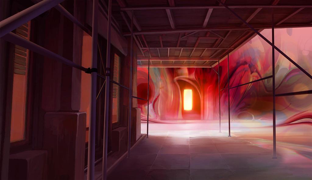 The Gate by ntamak