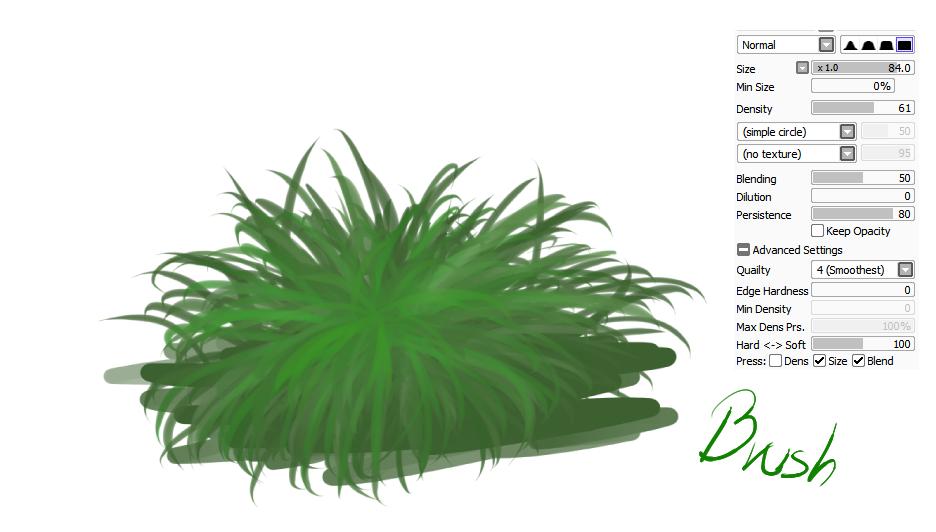 Grass Brush – HD Wallpapers