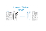 Paint Tool Sai - Lineart/Outline Brush