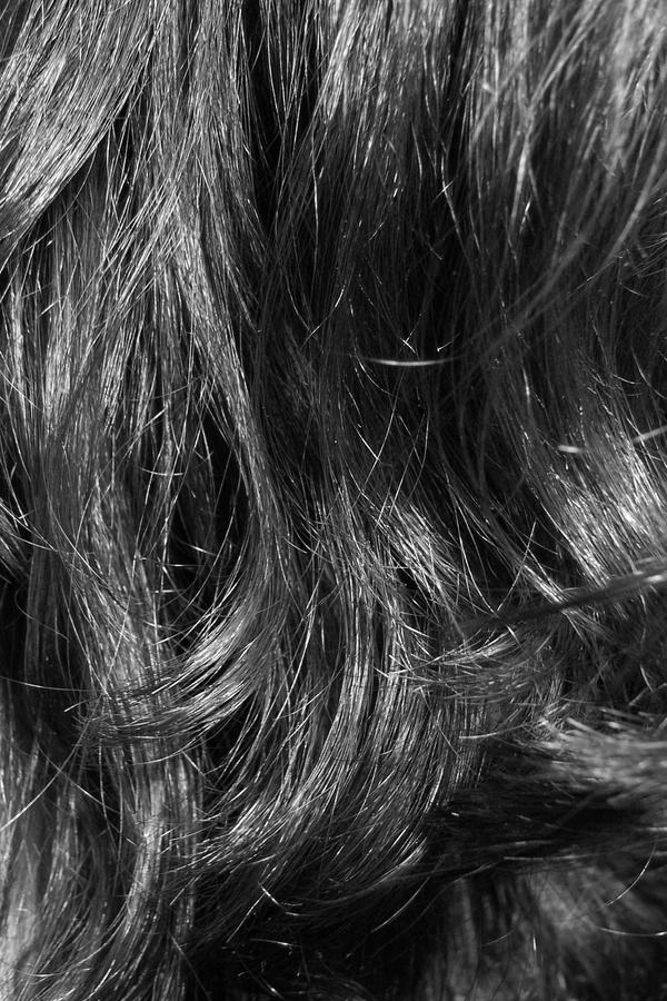 Hair Texture I by KW-stock