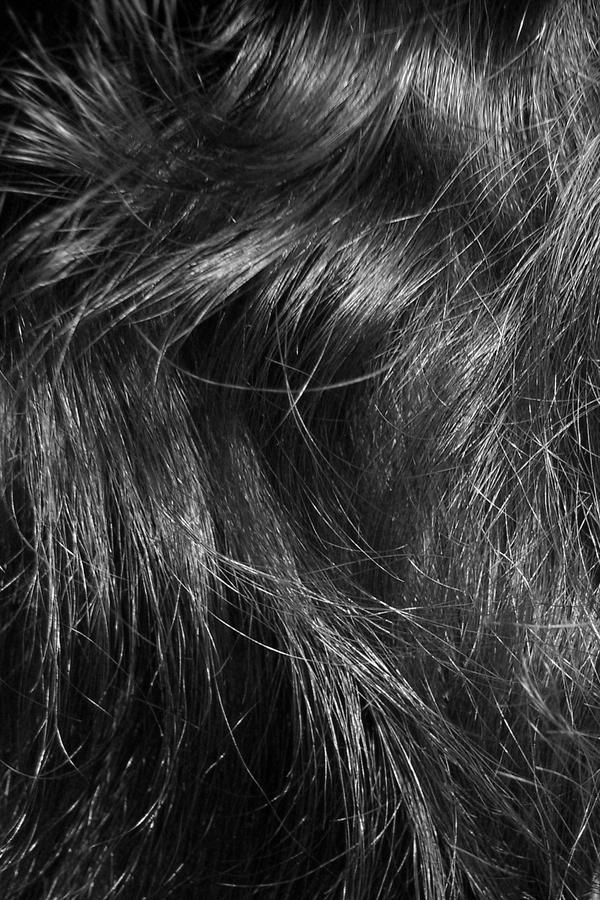 Hair Texture III by KW-stock