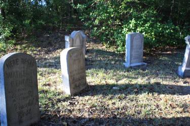 Magic Kingdom: Graveyard I by KW-stock