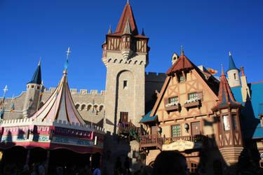 Magic Kingdom: Around II by KW-stock