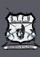 STFU - Paintball Team by LucasCoppio