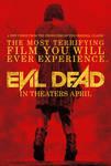 Evil Dead Remake Poster