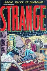 Strange Fantasy #1 by derrickthebarbaric