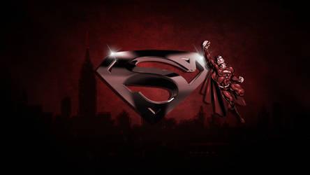 Superman by LiquidSky64