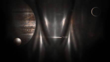 The Jupiter Menace by LiquidSky64