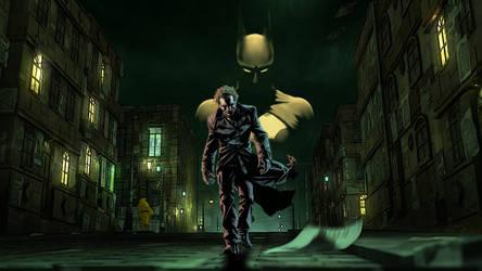 Return of the Joker by LiquidSky64
