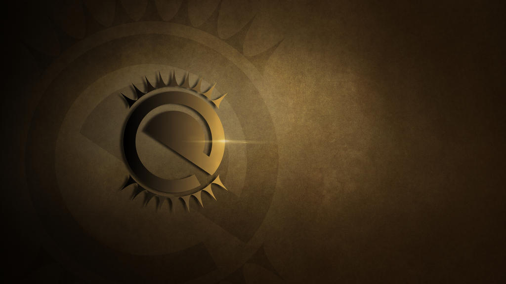 Enlightenment Golden Radiance by LiquidSky64