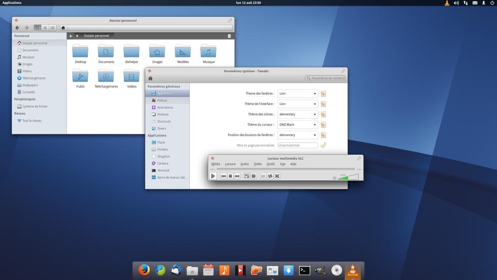 elementary OS Luna by LiquidSky64