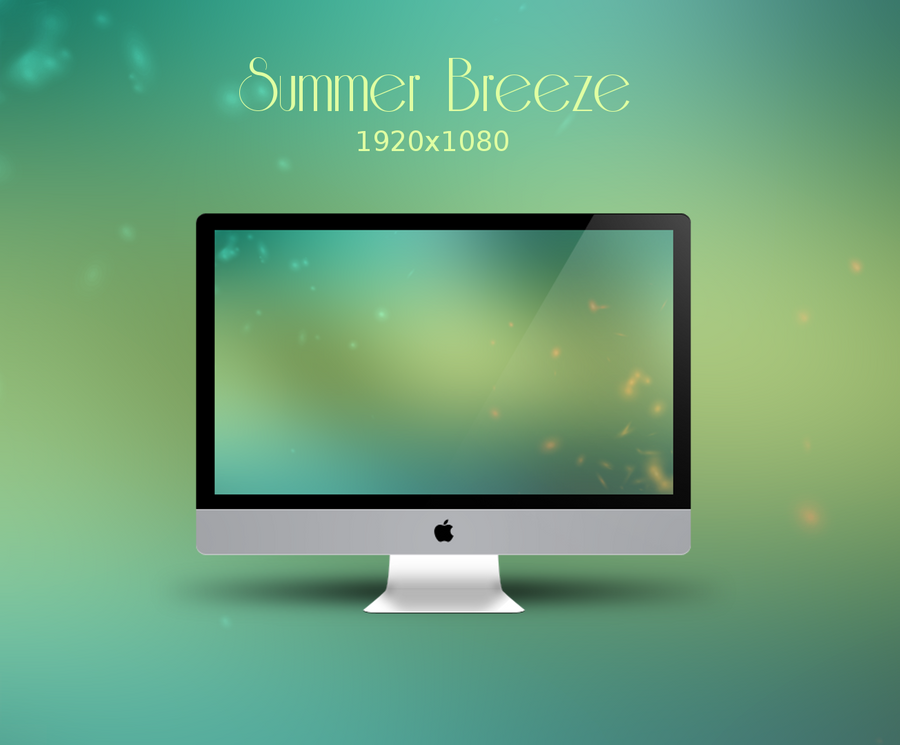 Summer Breeze by LiquidSky64