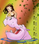 Tarzan and Hippo