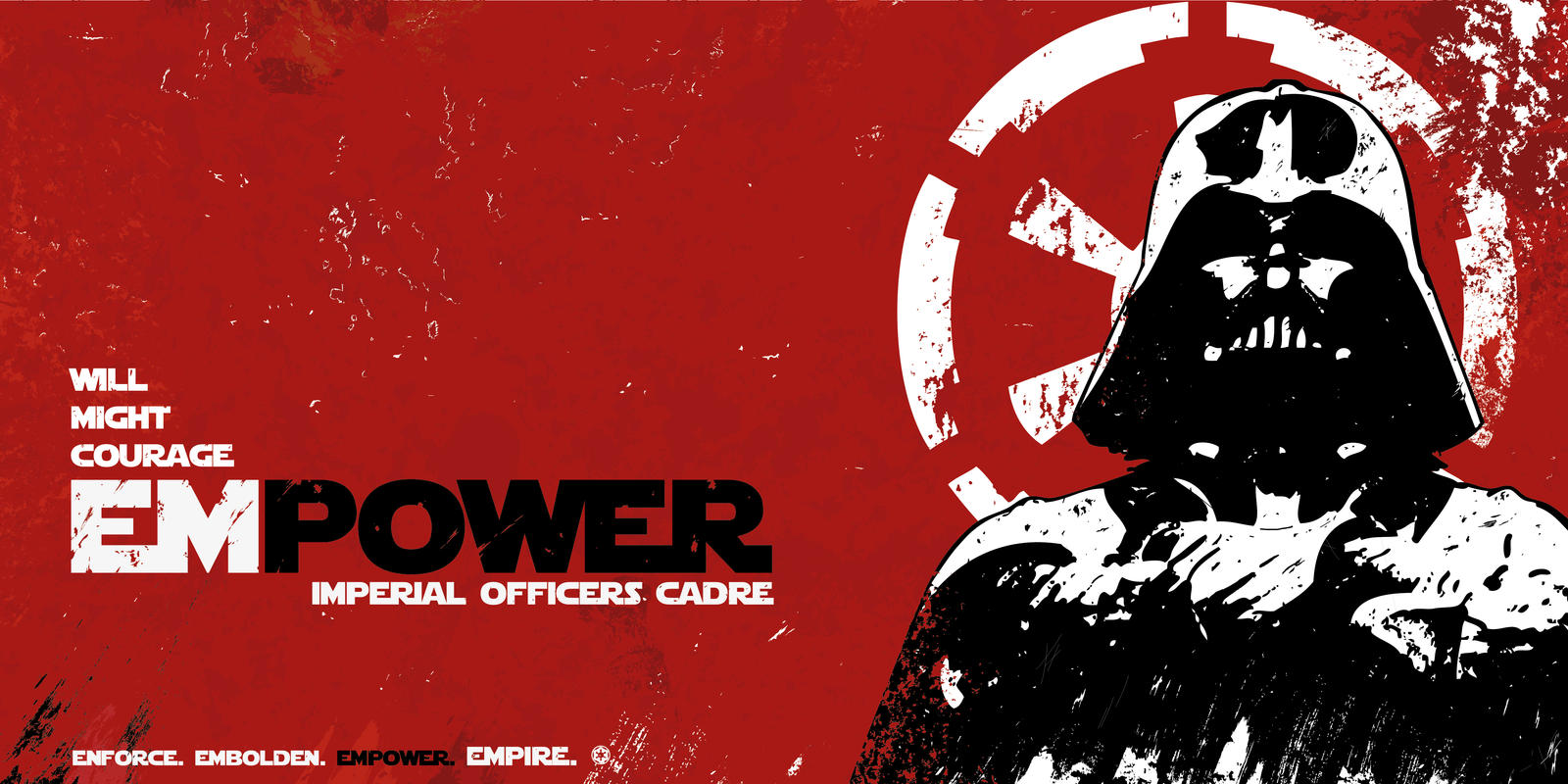 Join the Empire: Officer Cadre by The--Procrastinator
