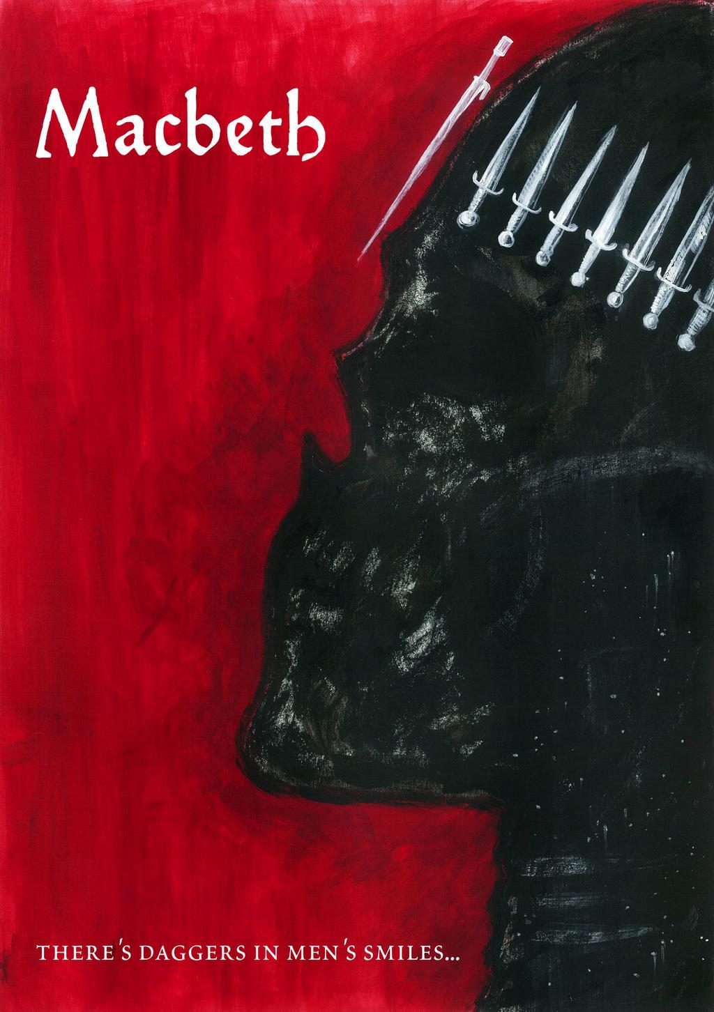 Macbeth Poster 1 by The--Procrastinator on DeviantArt